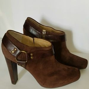 Jessica Simpson Dark brown Booties
